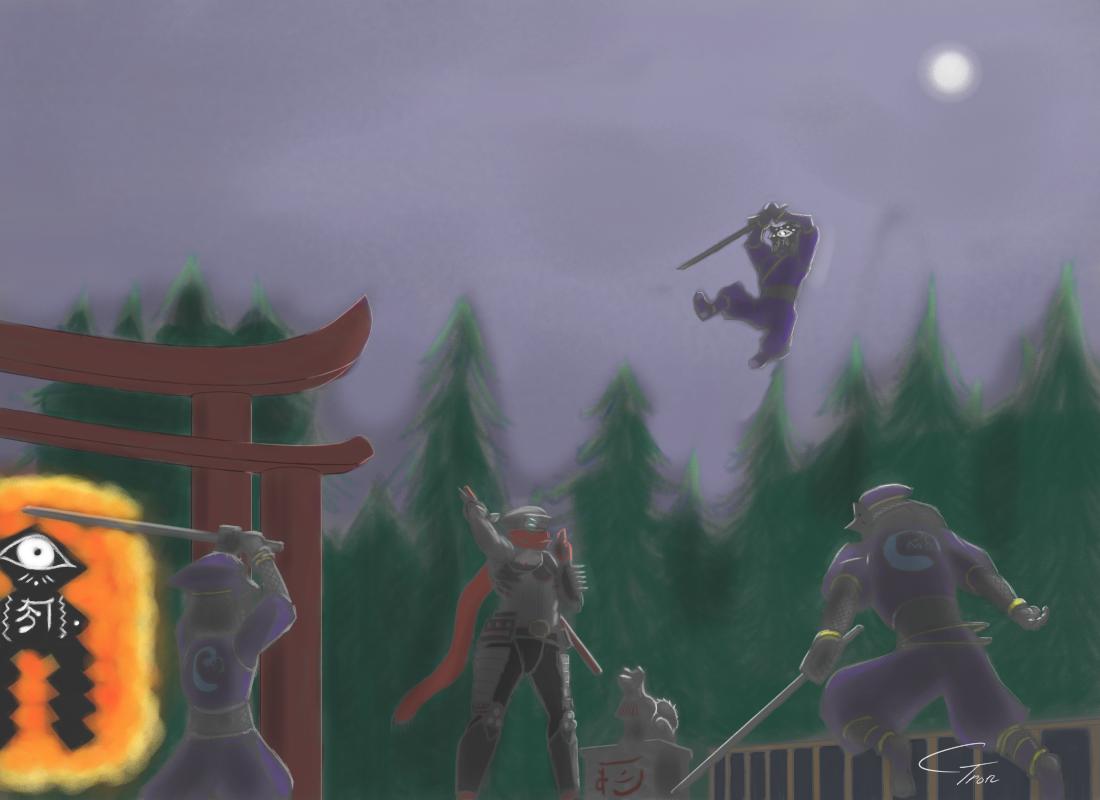 Hotsuma v hellspawn