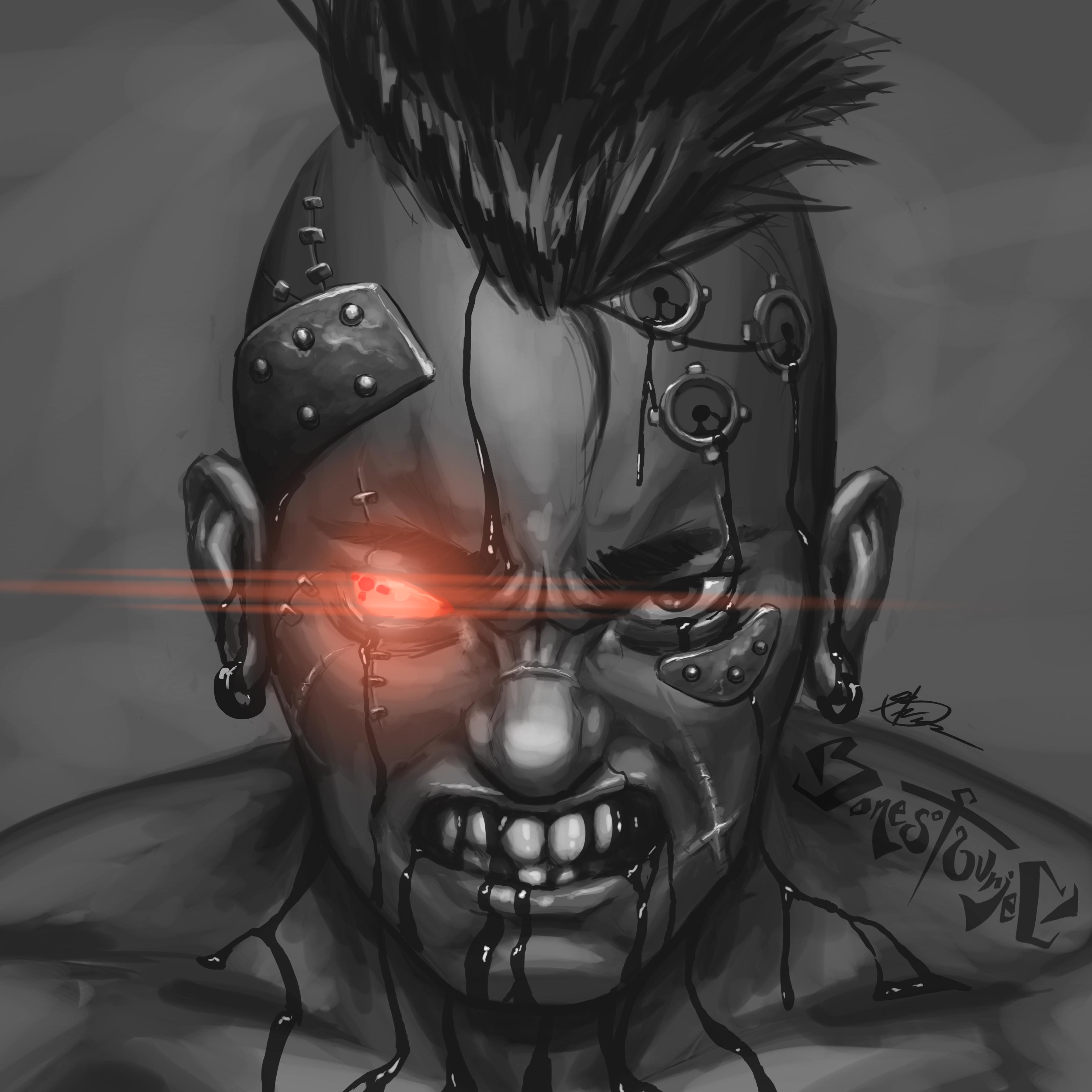 Fear the Cyborg