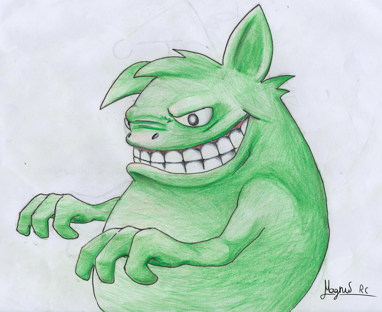 Green Grimling