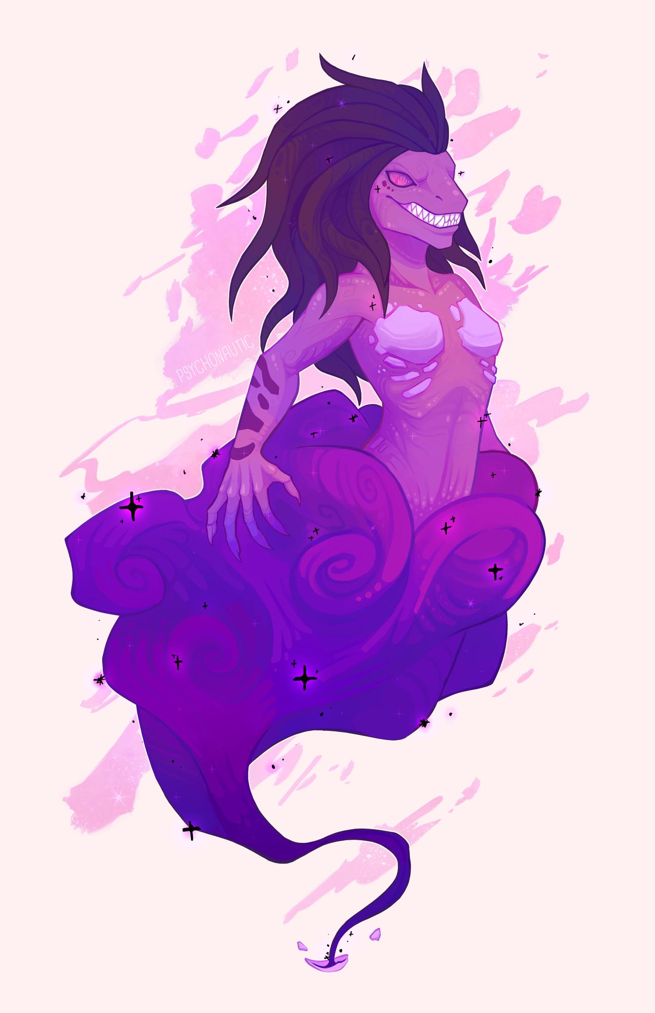 Purple Djinn