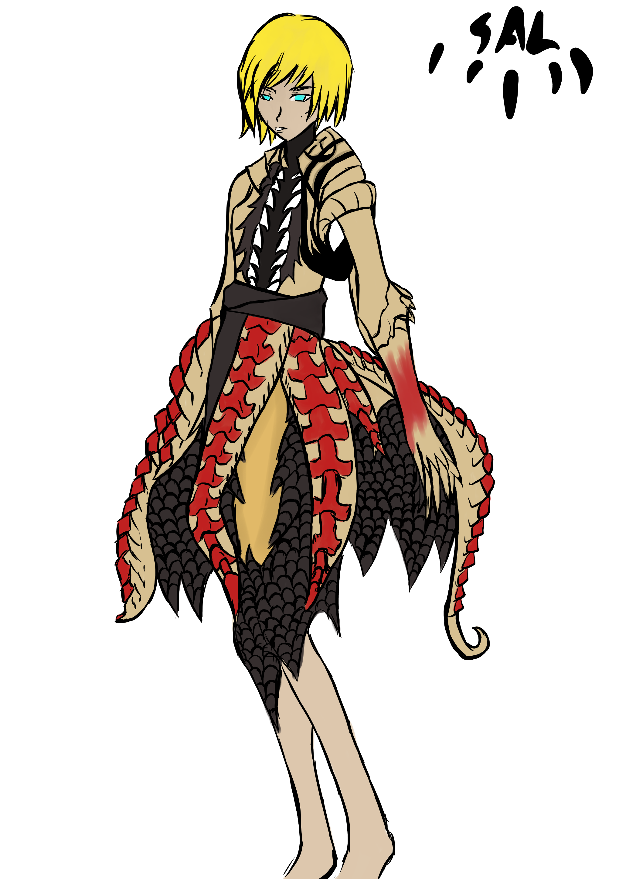 Parasite Eve 3 Queen