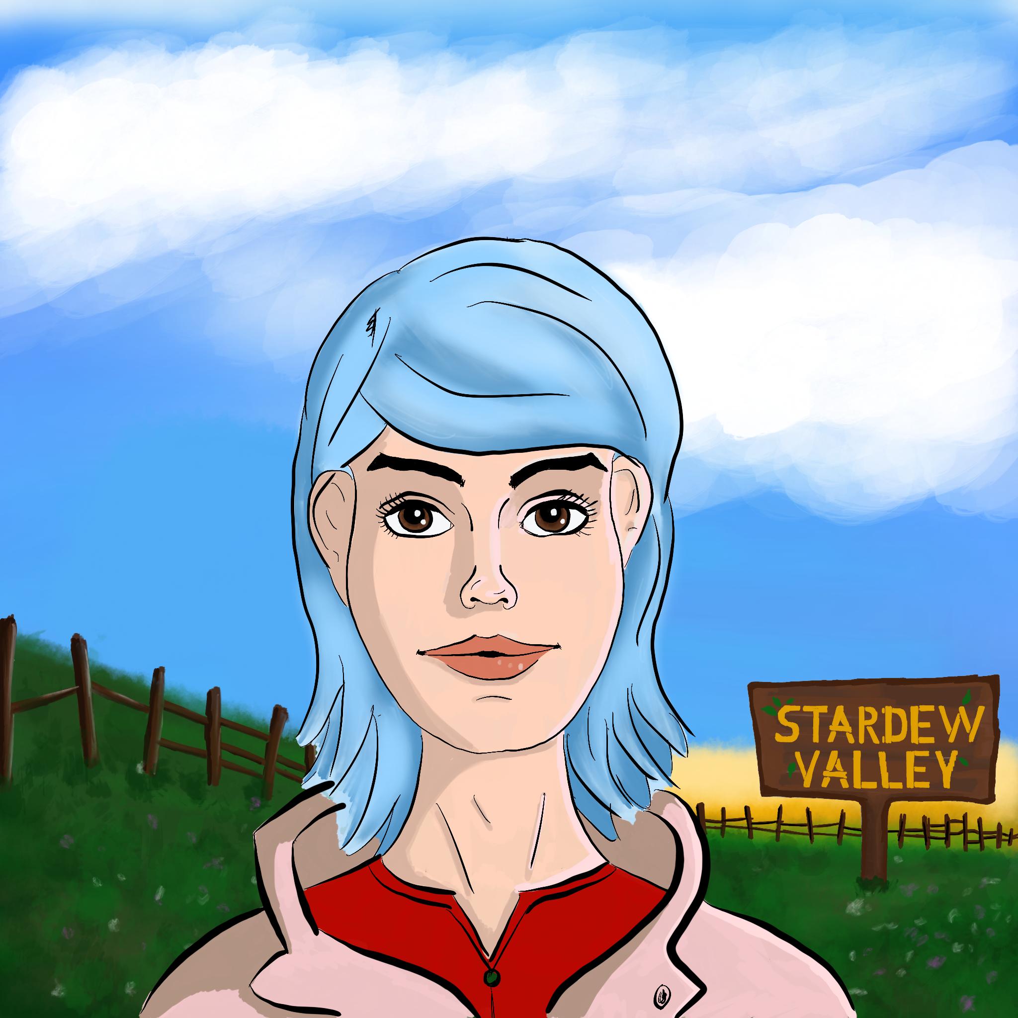 Emily - Stardew Valley