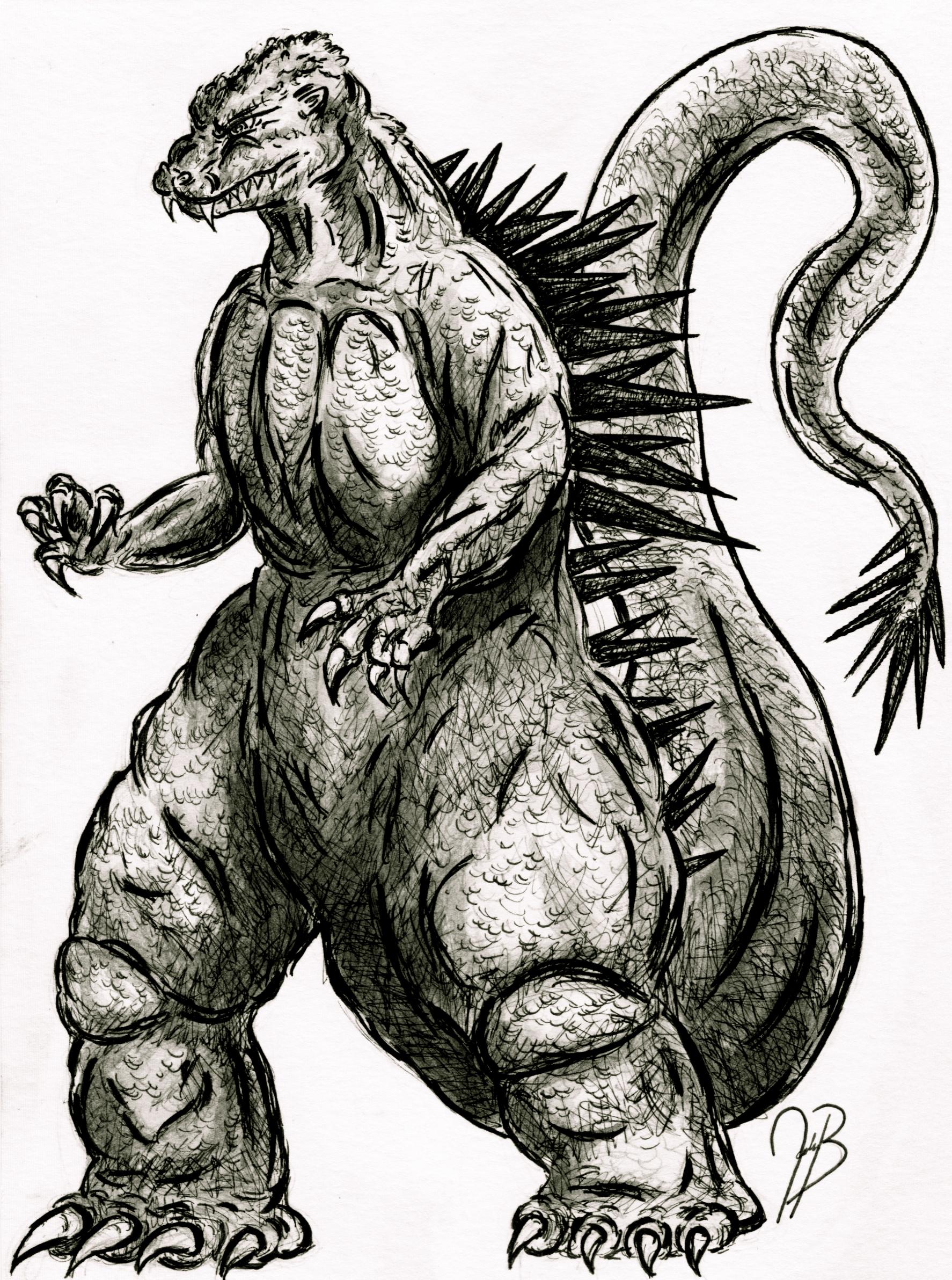 Godzilla '90s