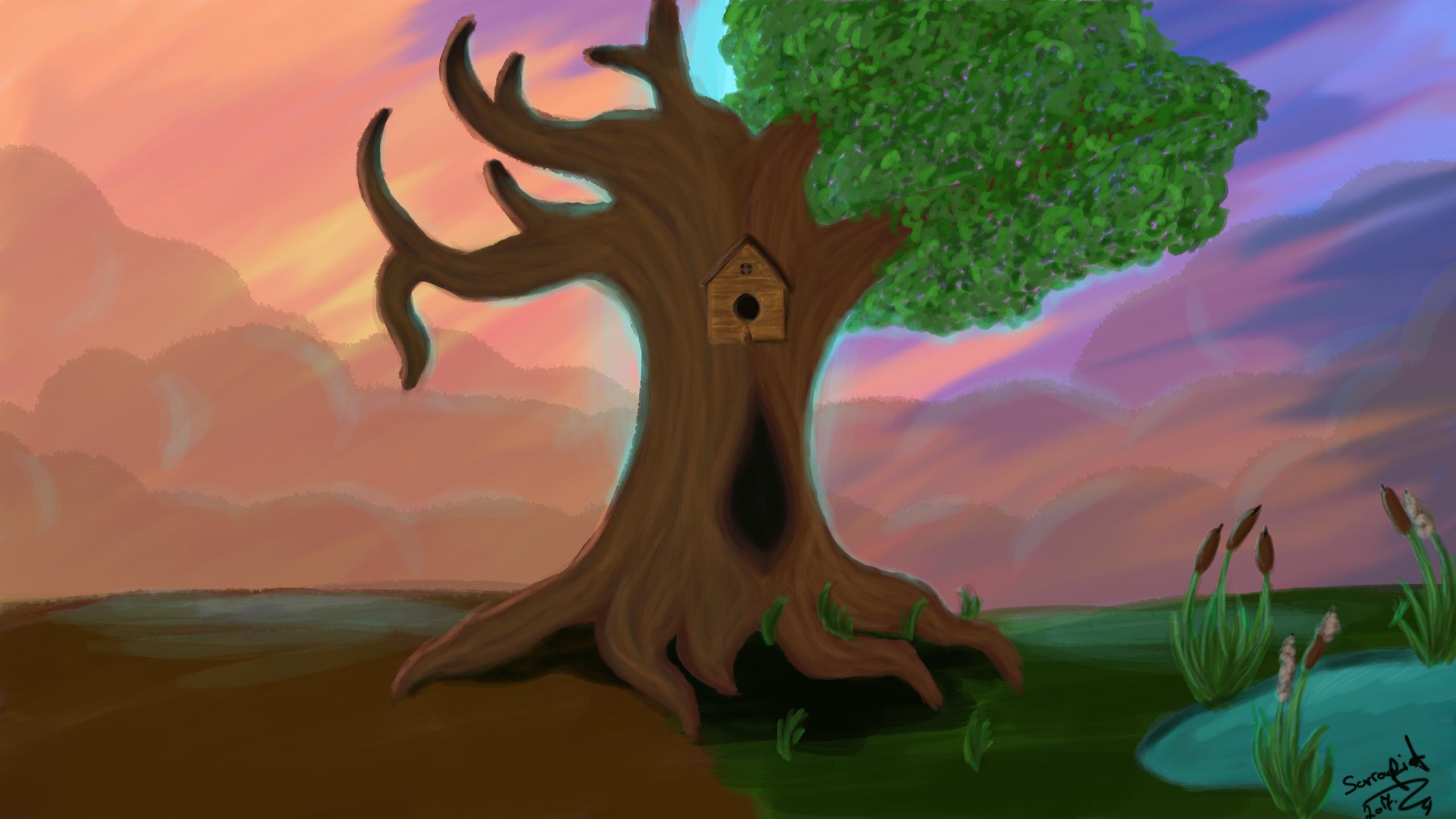 Tree of My Life