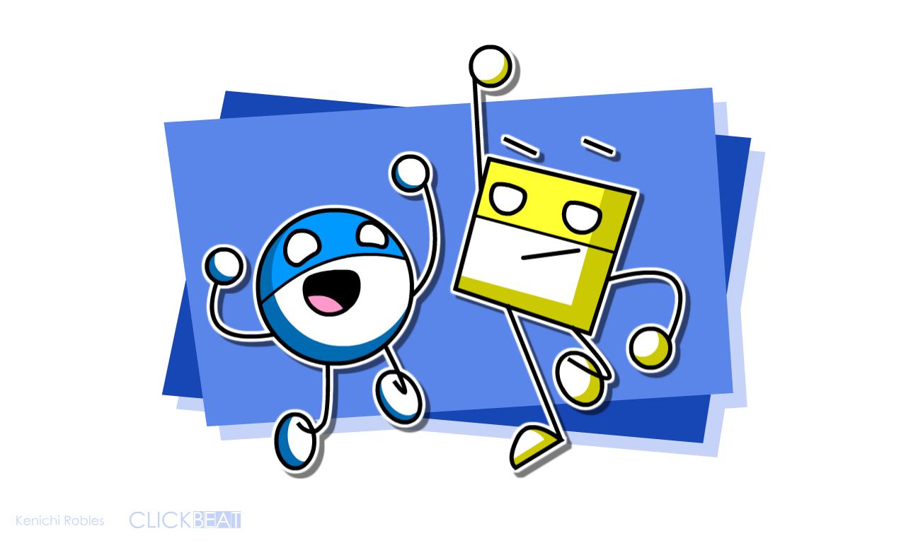 ClickBEAT - Blob and Slob