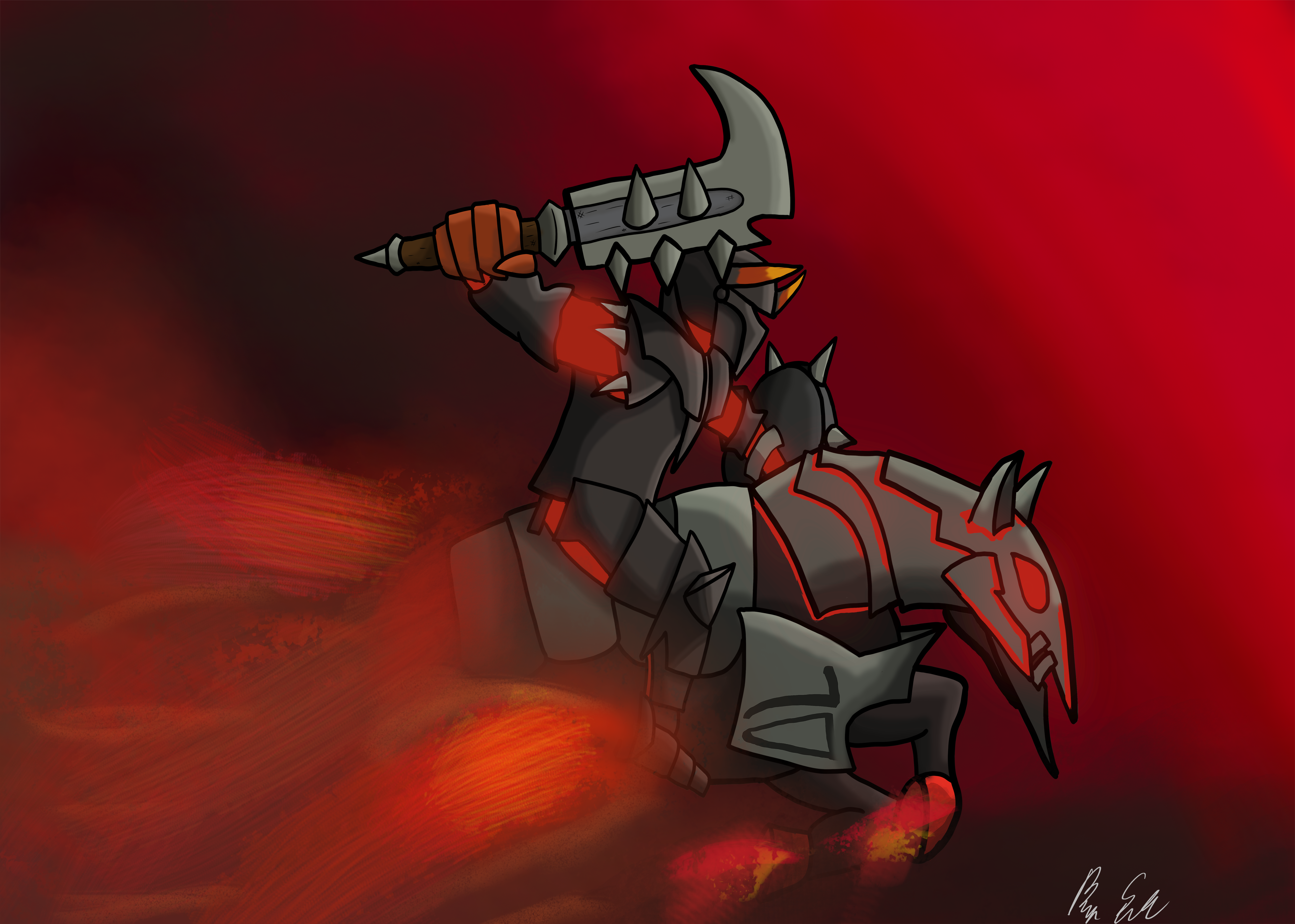 The Chaos Knight