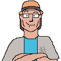 Ani Mat 8-Bit Avatar