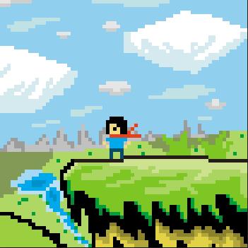 pixels #1