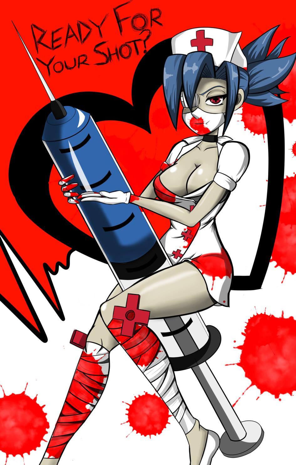 Valentine-Skullgirls