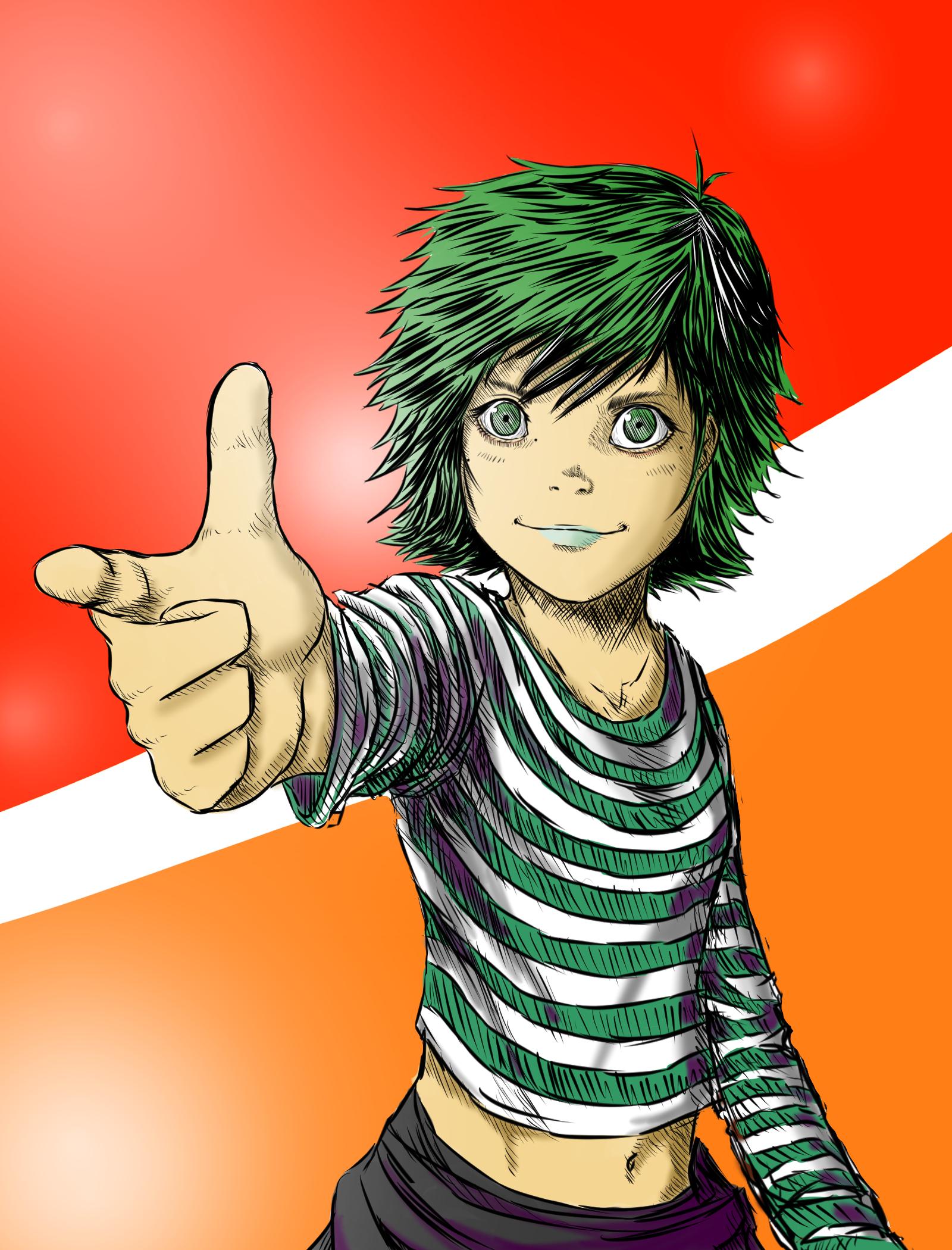 BANG! (but more green)