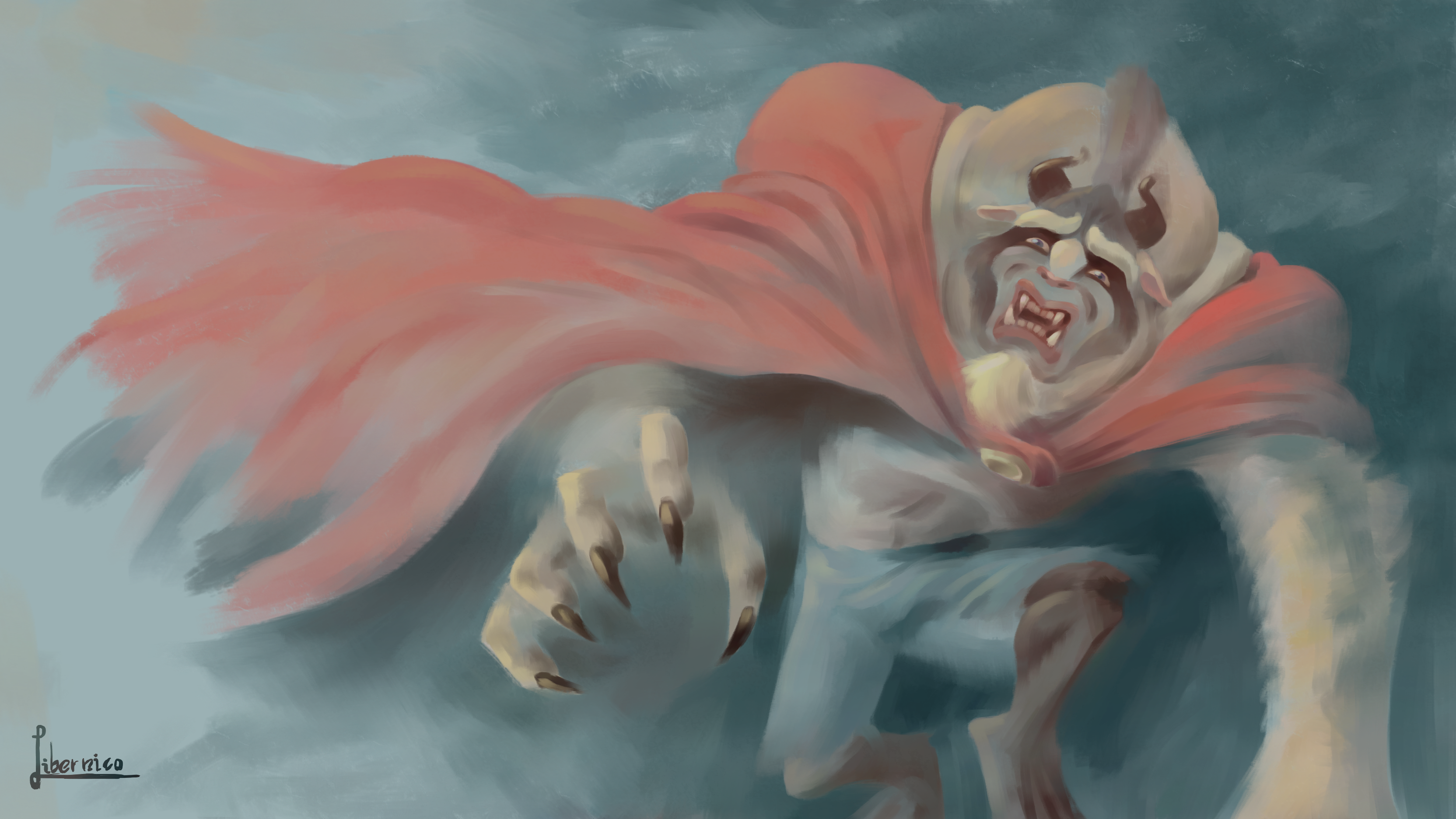Beast's Lament
