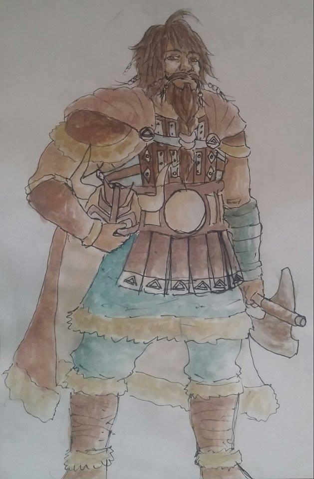 Secondary Character - Khalden