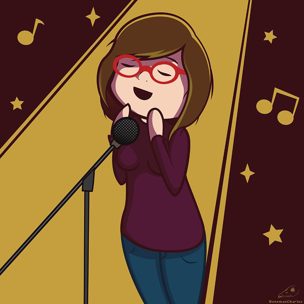 Some Girl Singing