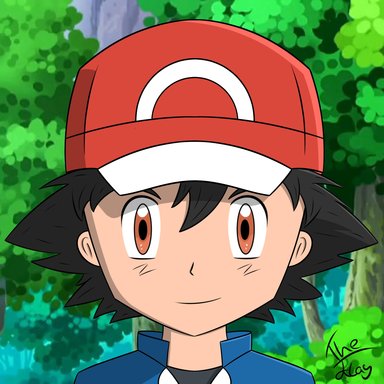Ash/Satoshi Pokemon Anime
