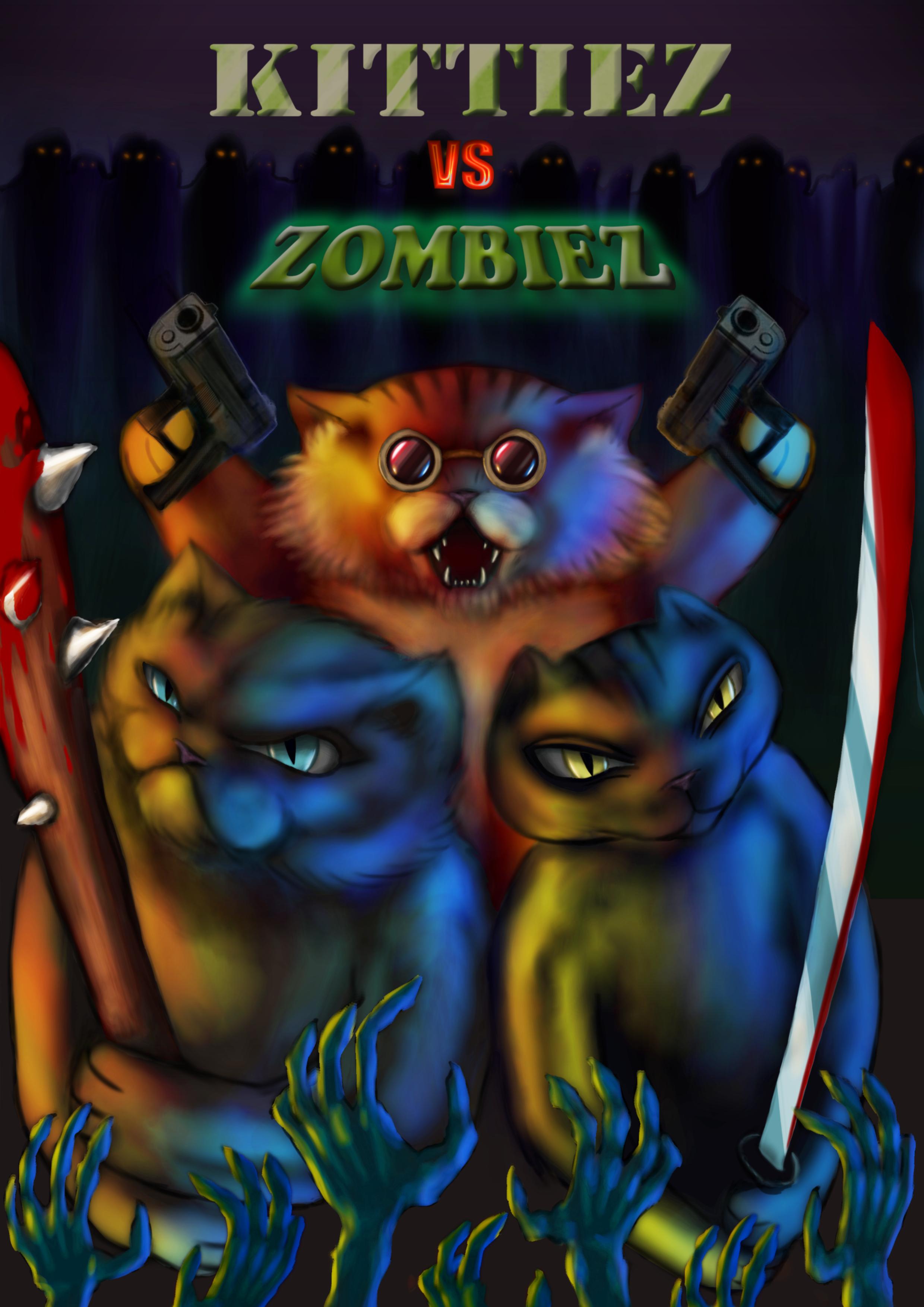 Kittiez VS Zombiez