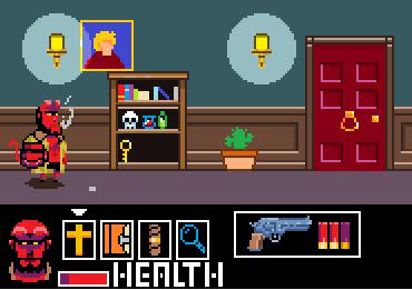 hellboy game