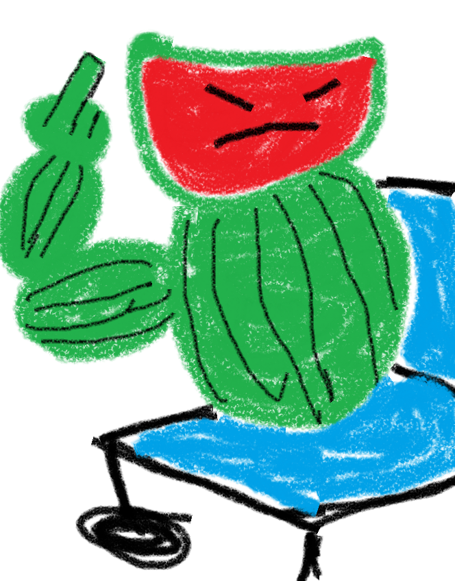 Watermelon-man