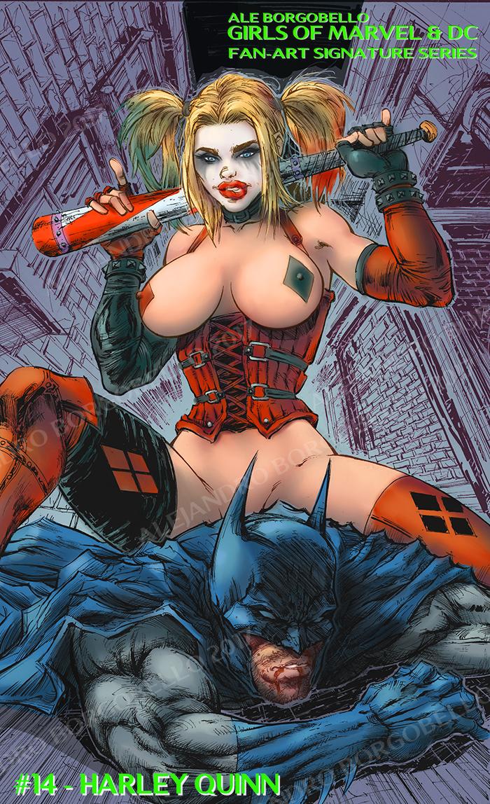 SS - Harley Quinn