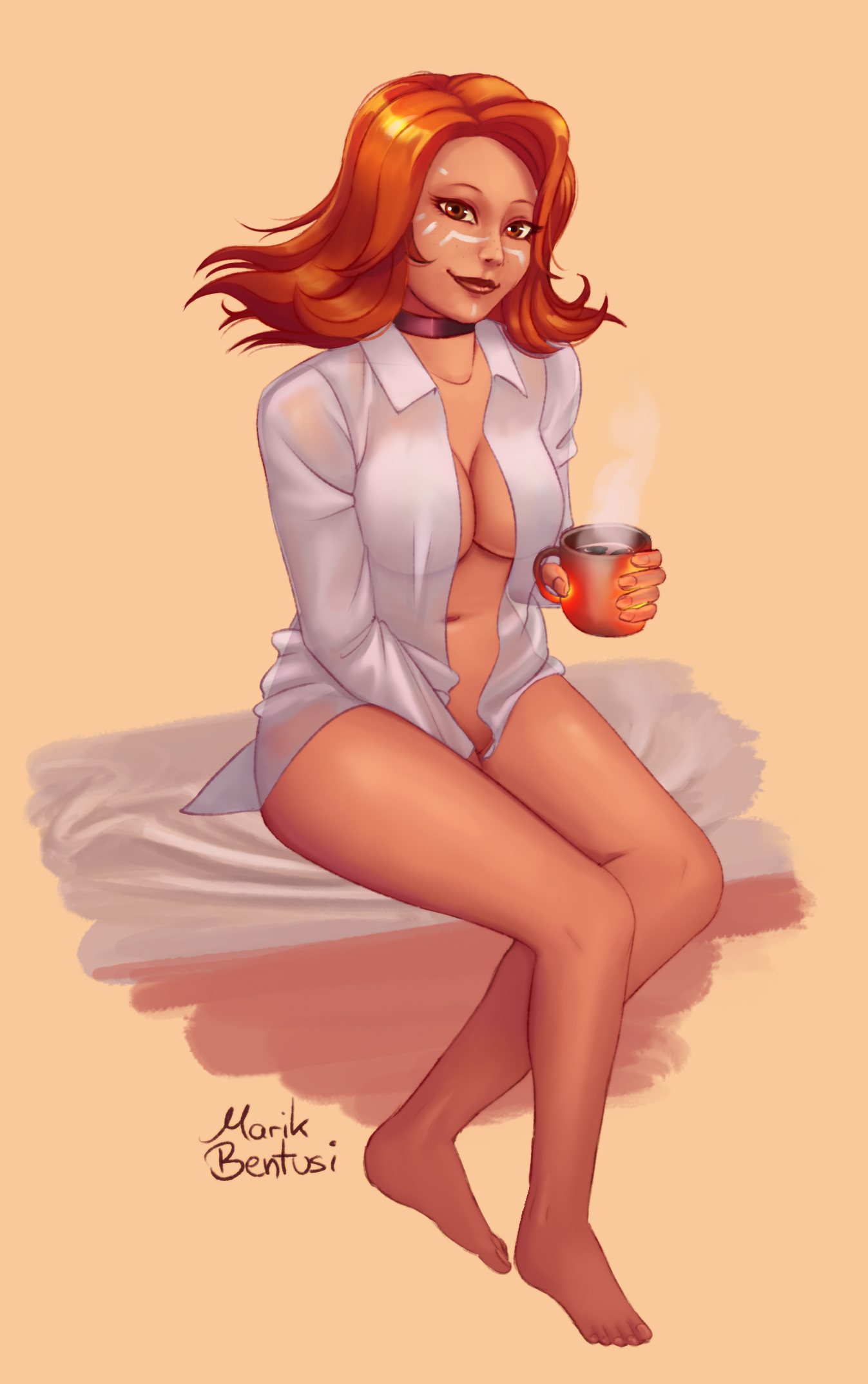 DOTA2: Hot Tea Hottie