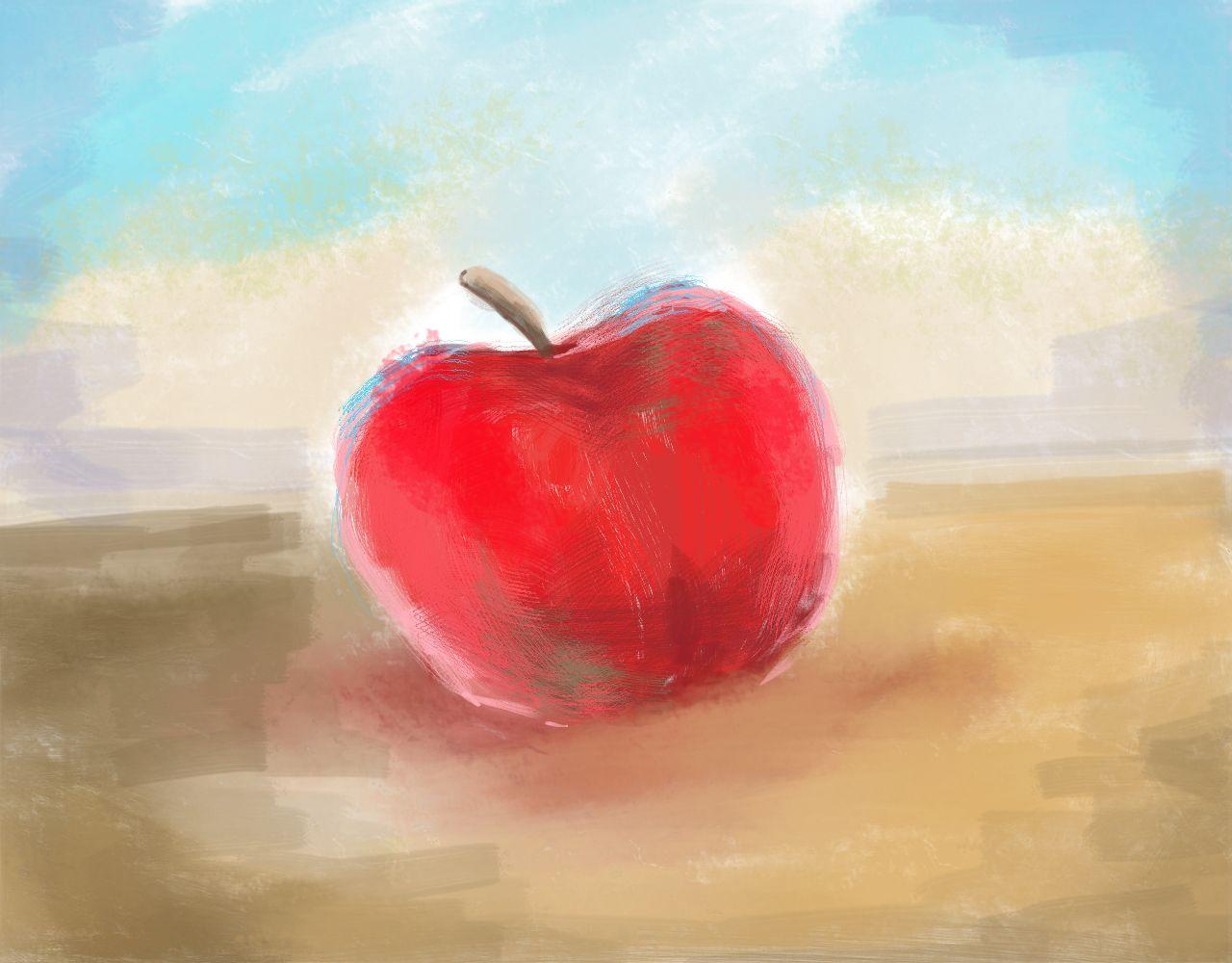 Boring Apple