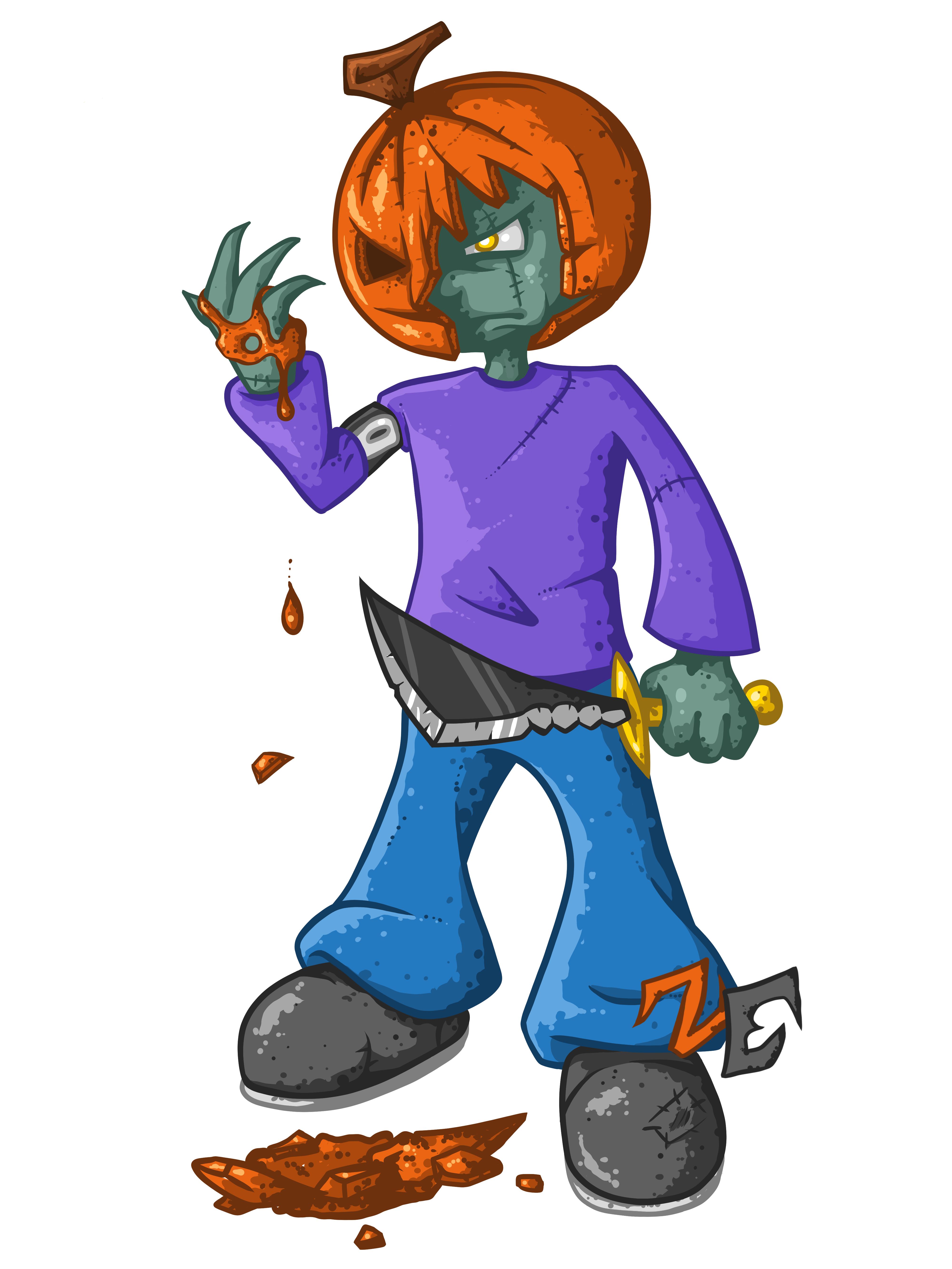 Pumpkys Mask