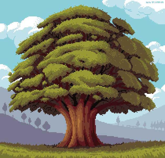 tree #1b