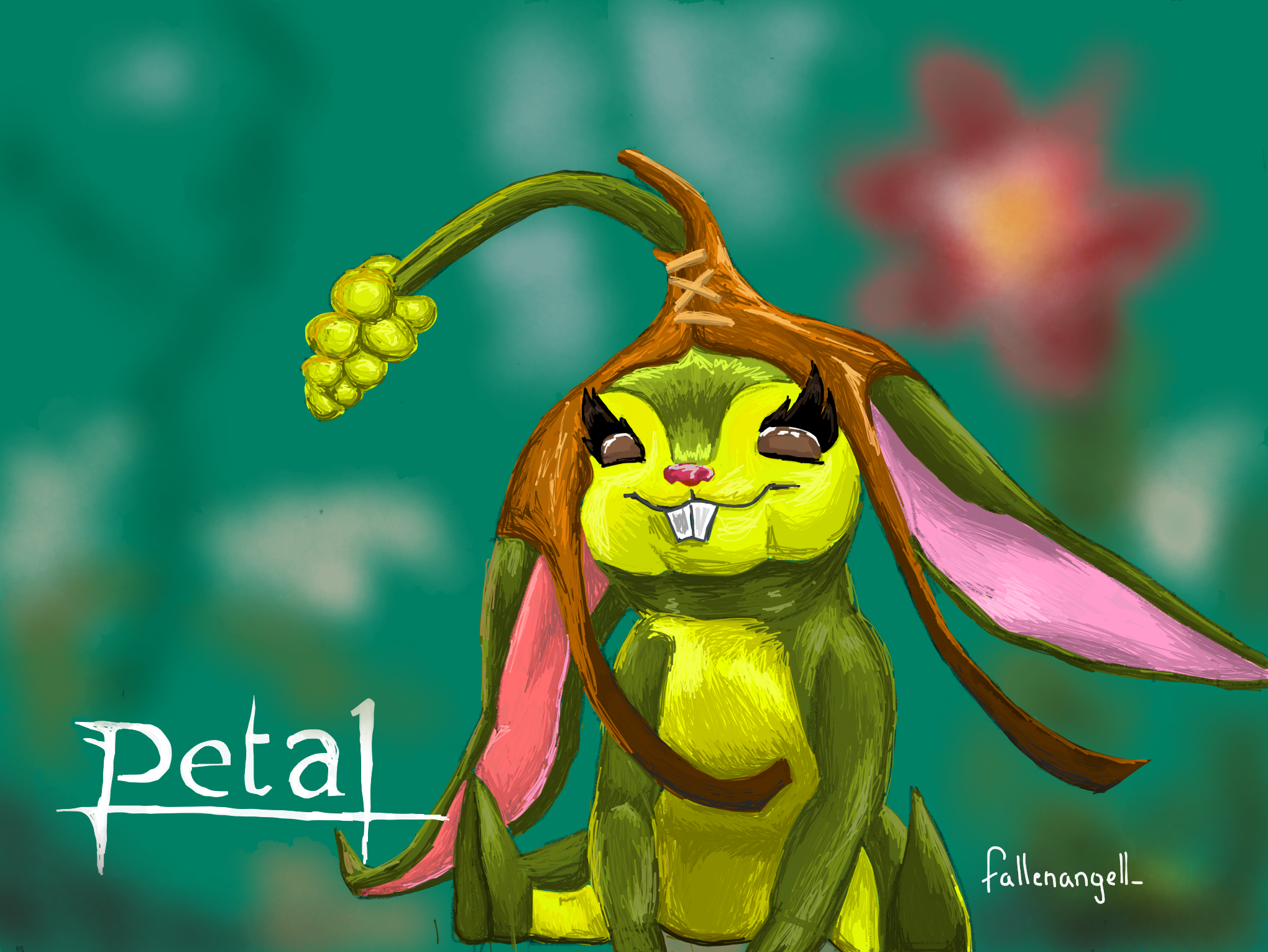Petal from Vainglory