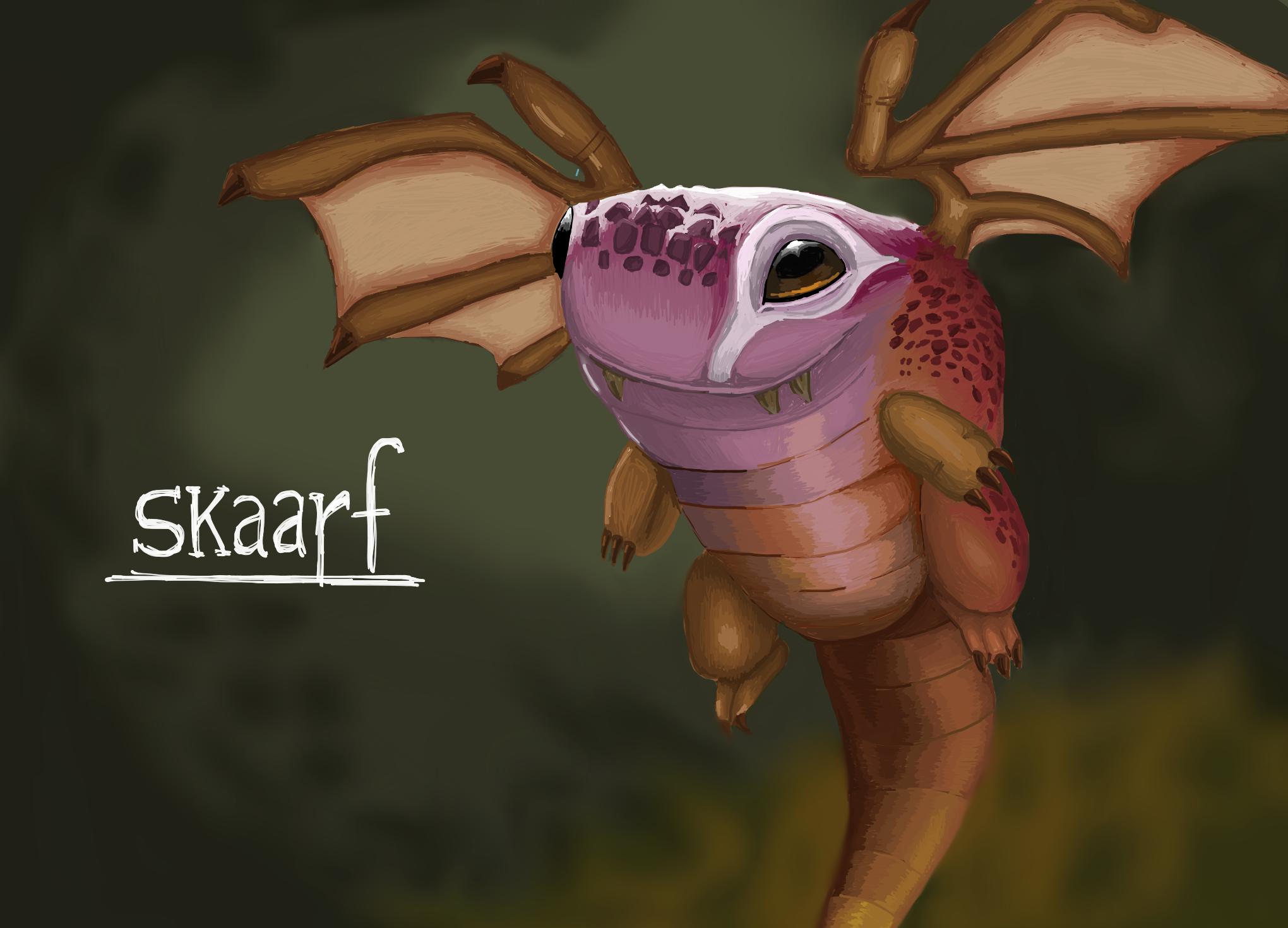 Skaarf from Vainglory