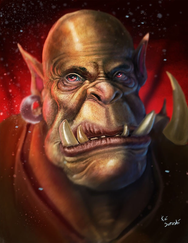 World of Warcraft - Orc