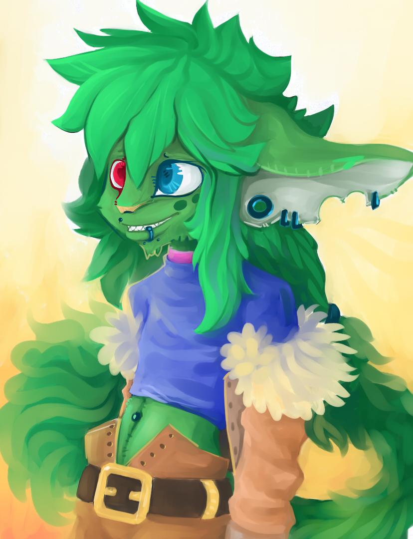 Green OC