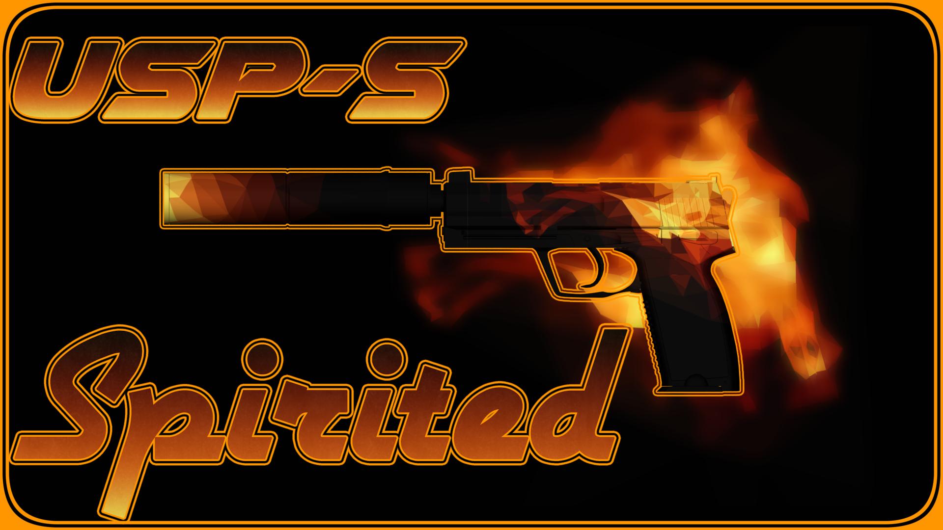 USP-S | Spirited