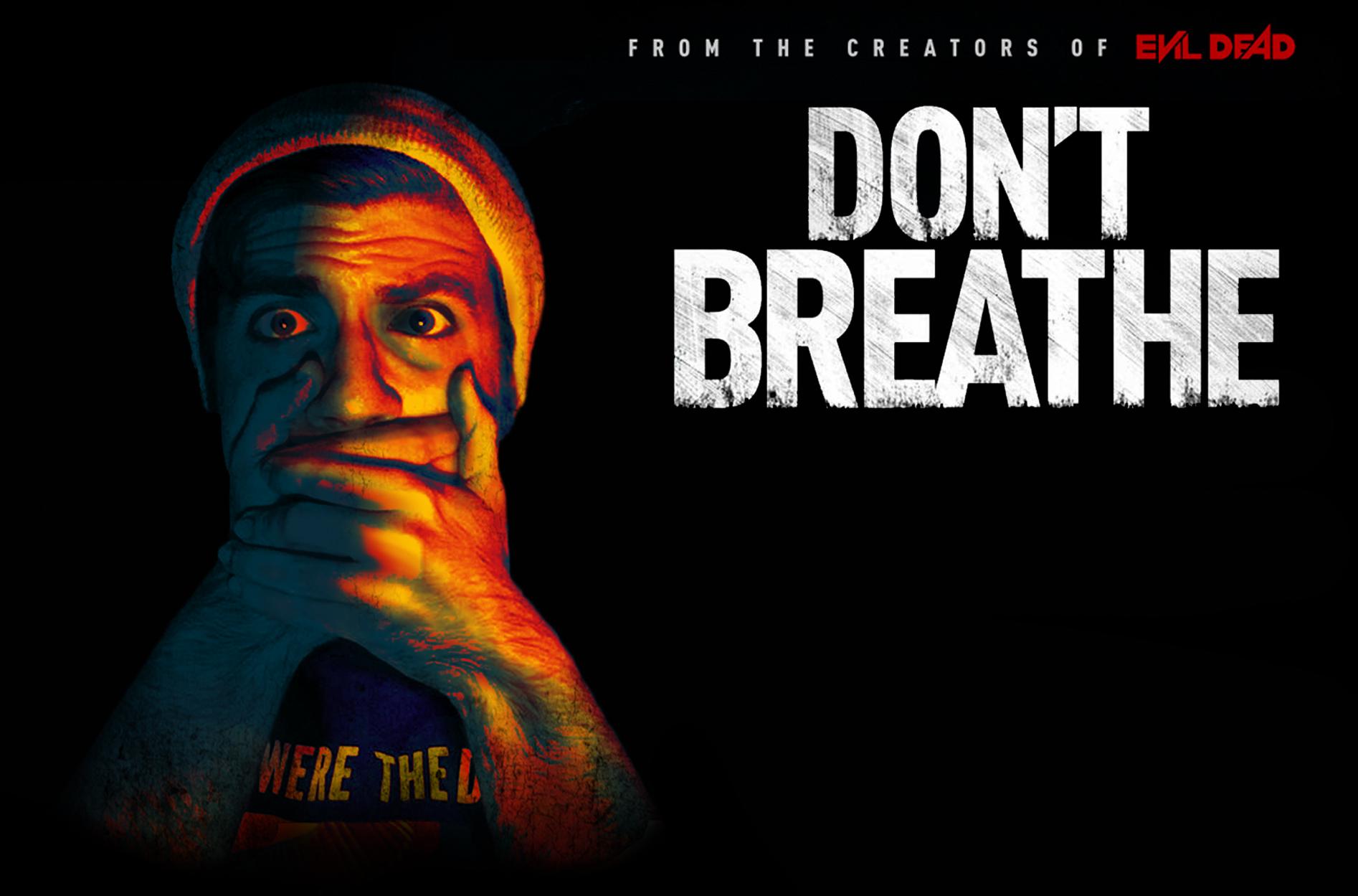 Don't Breathe Thumbnail
