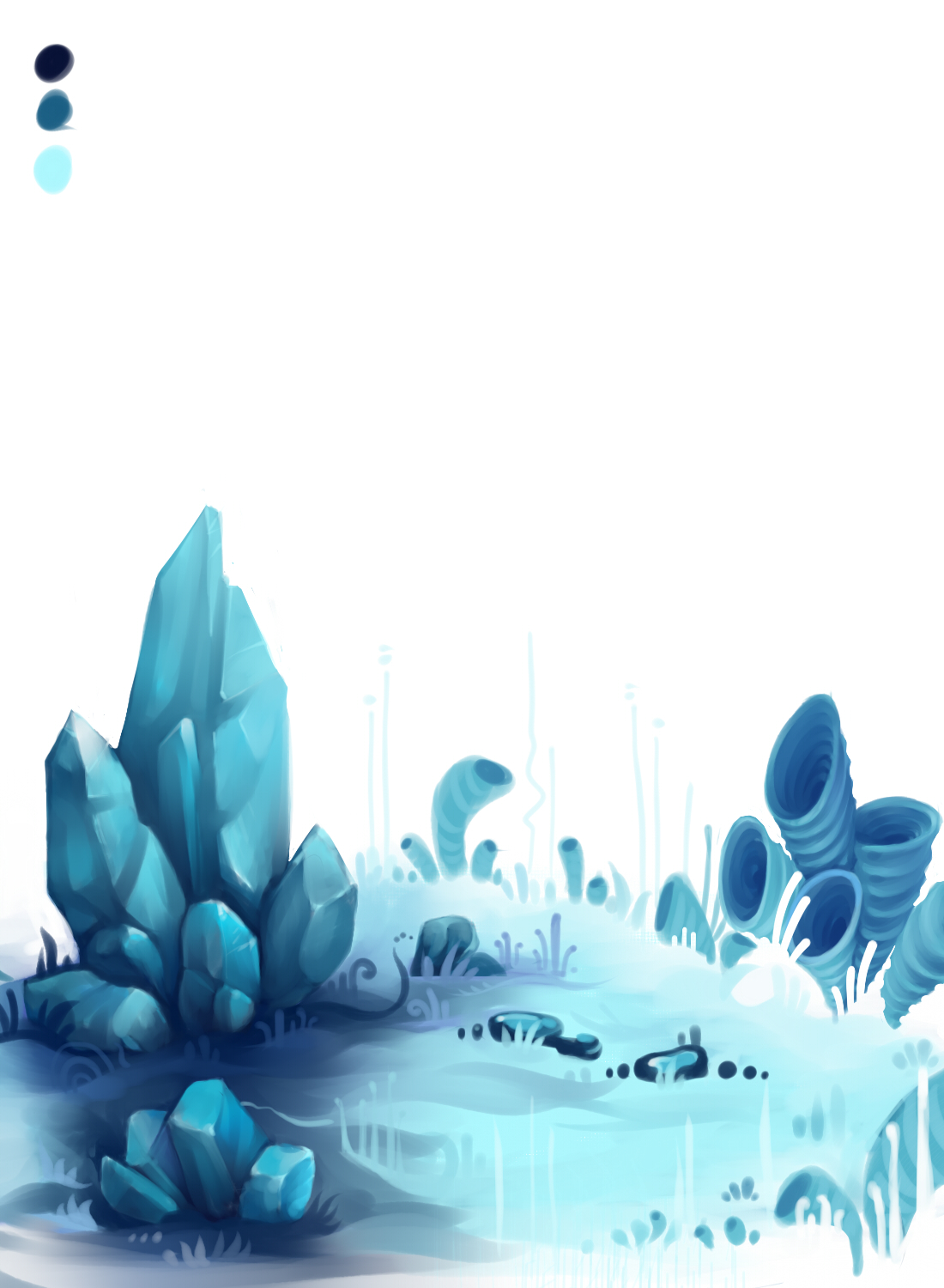 Crystal Background