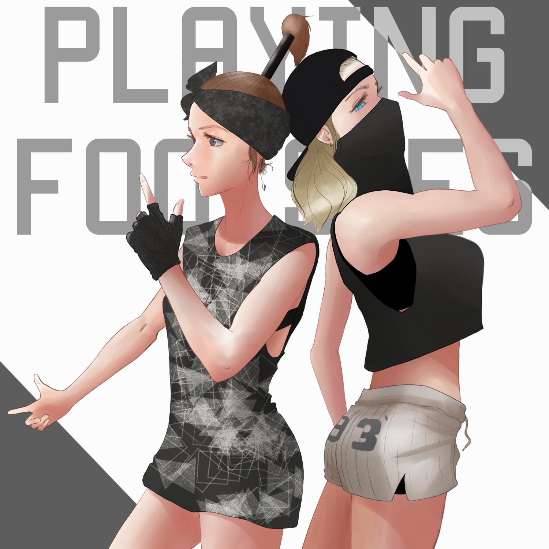 Playing Footsies