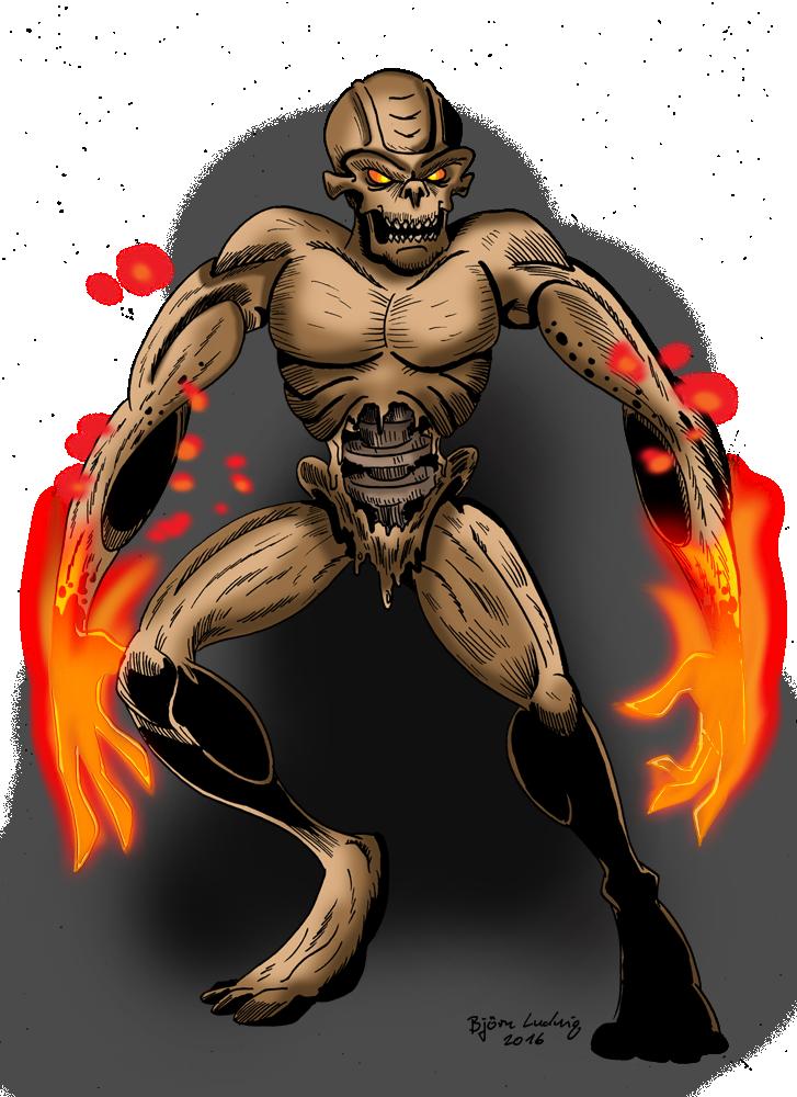 Doom: Arch-Vile