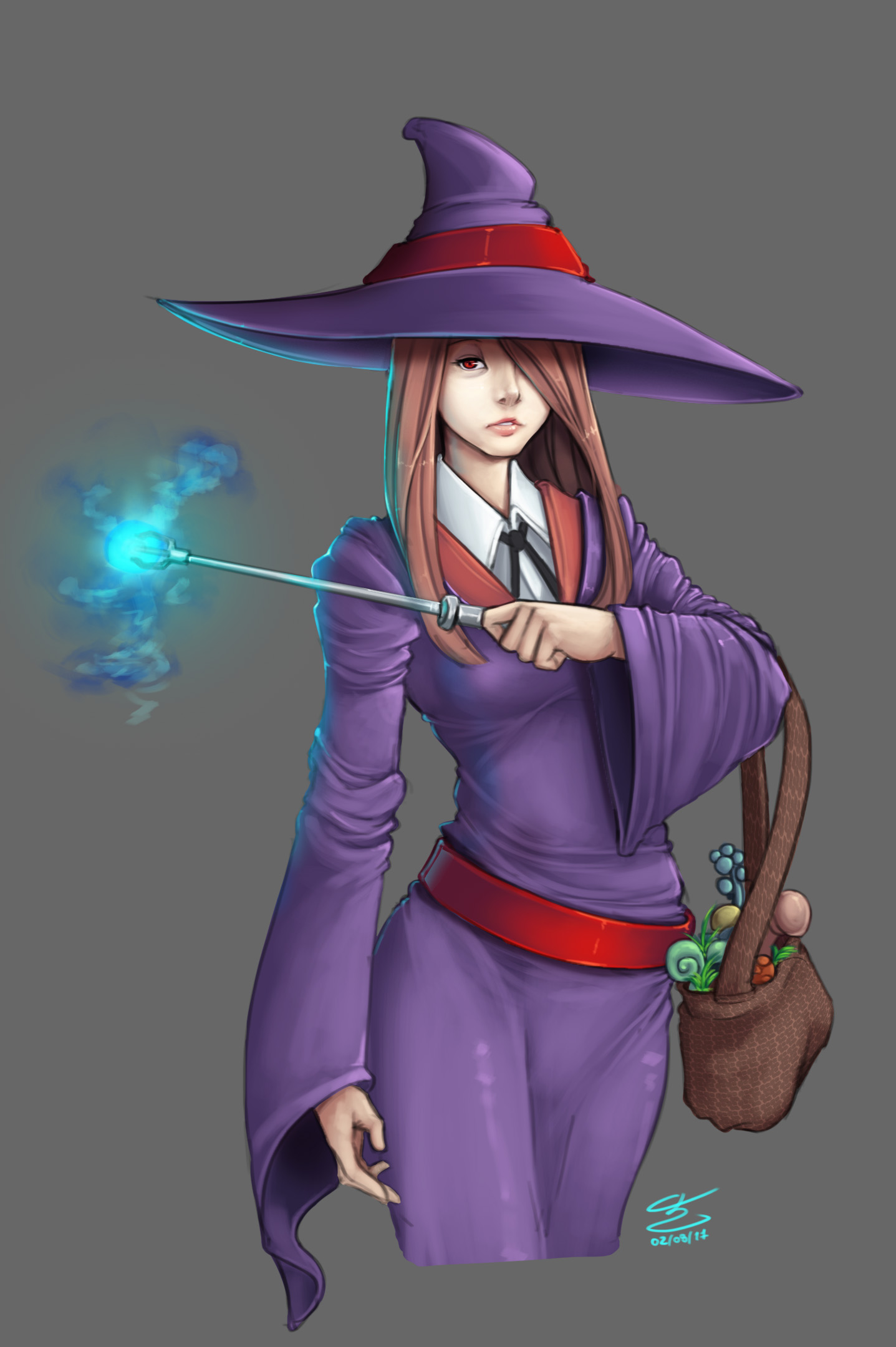 Little Witch Academia, Sucy