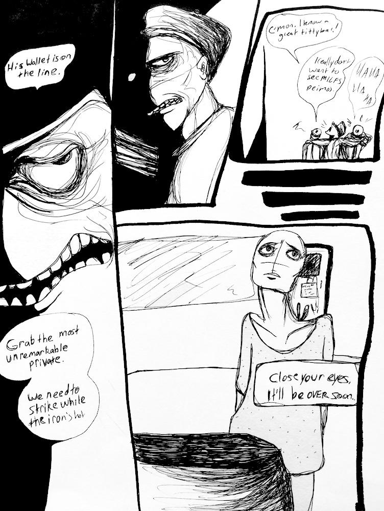 M4DNESS OPERATOIN: MEMORIES 9