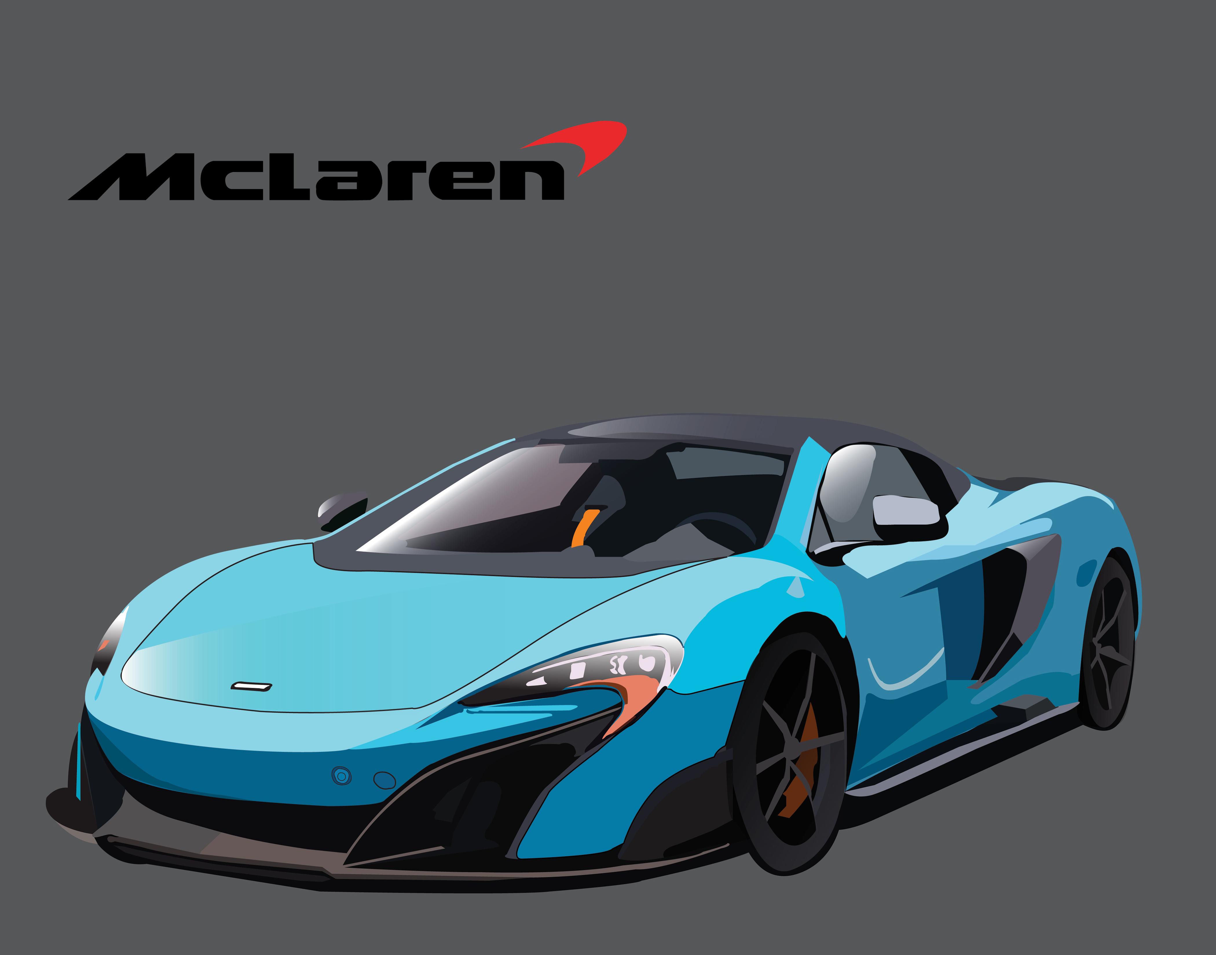 McLaren 675L LT
