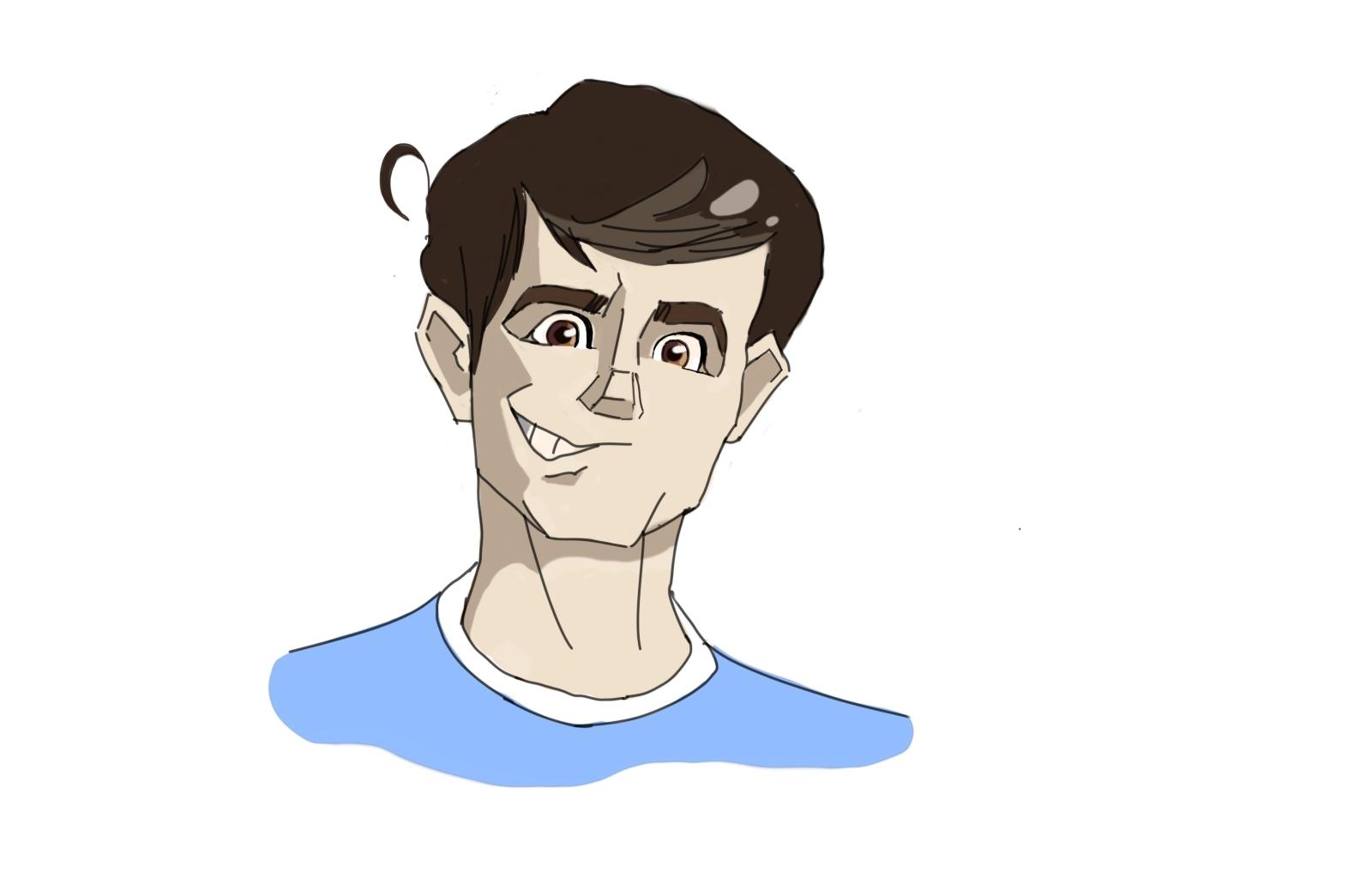 Self Portrait Doodle Thing