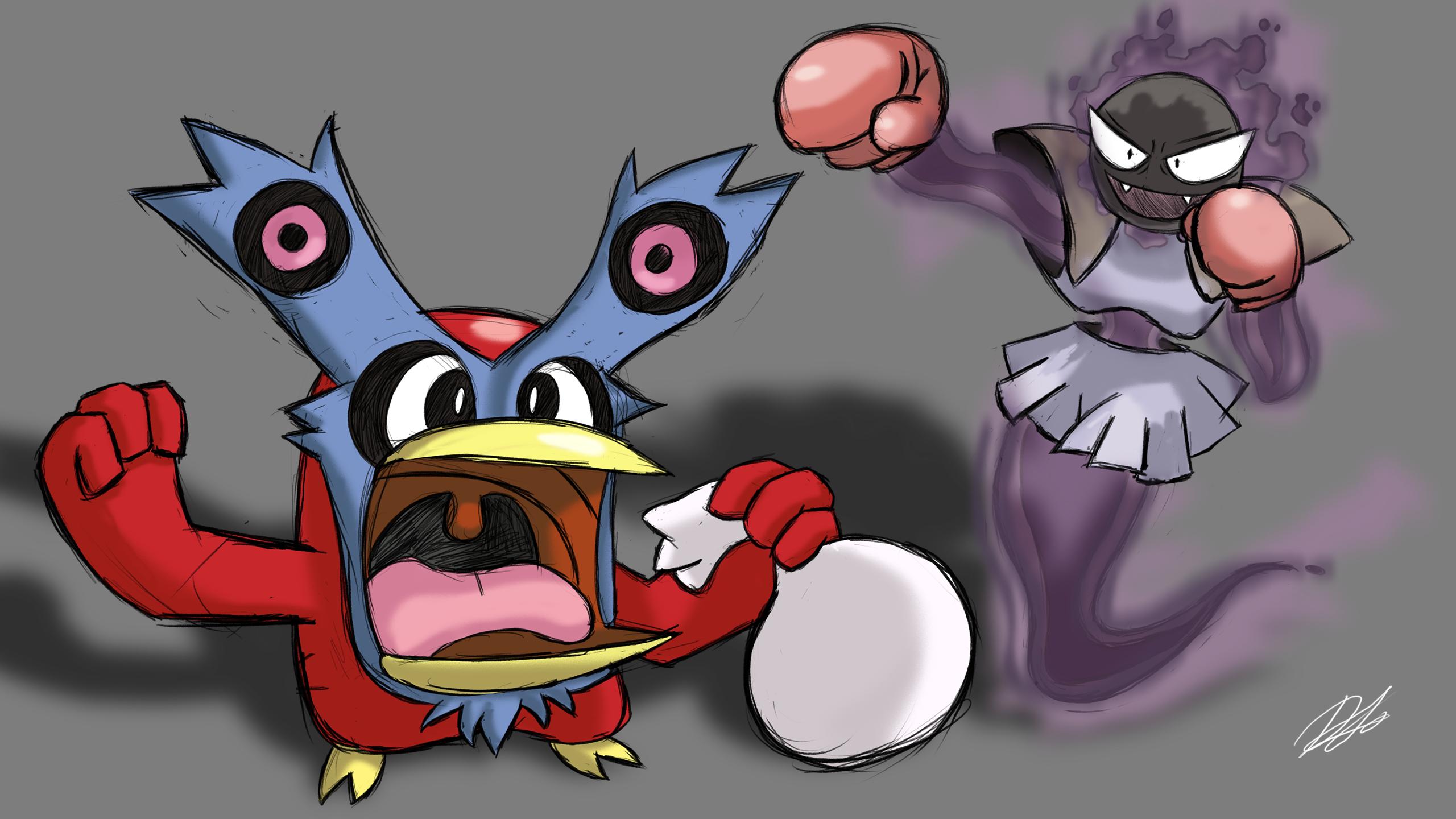 LoudBird and Gasmonchan