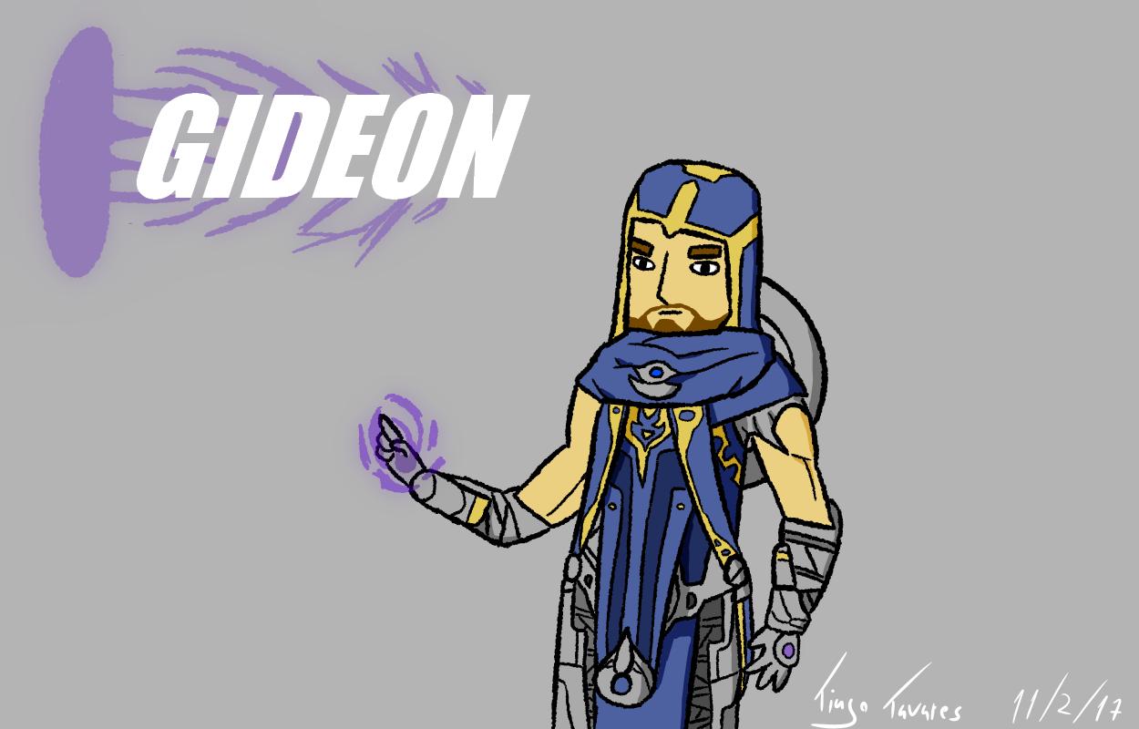 Paragon´s Gideon