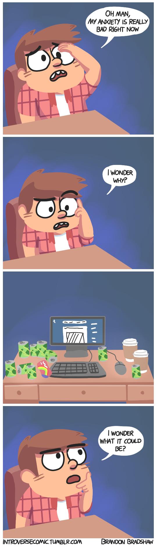 Soda and Coffee