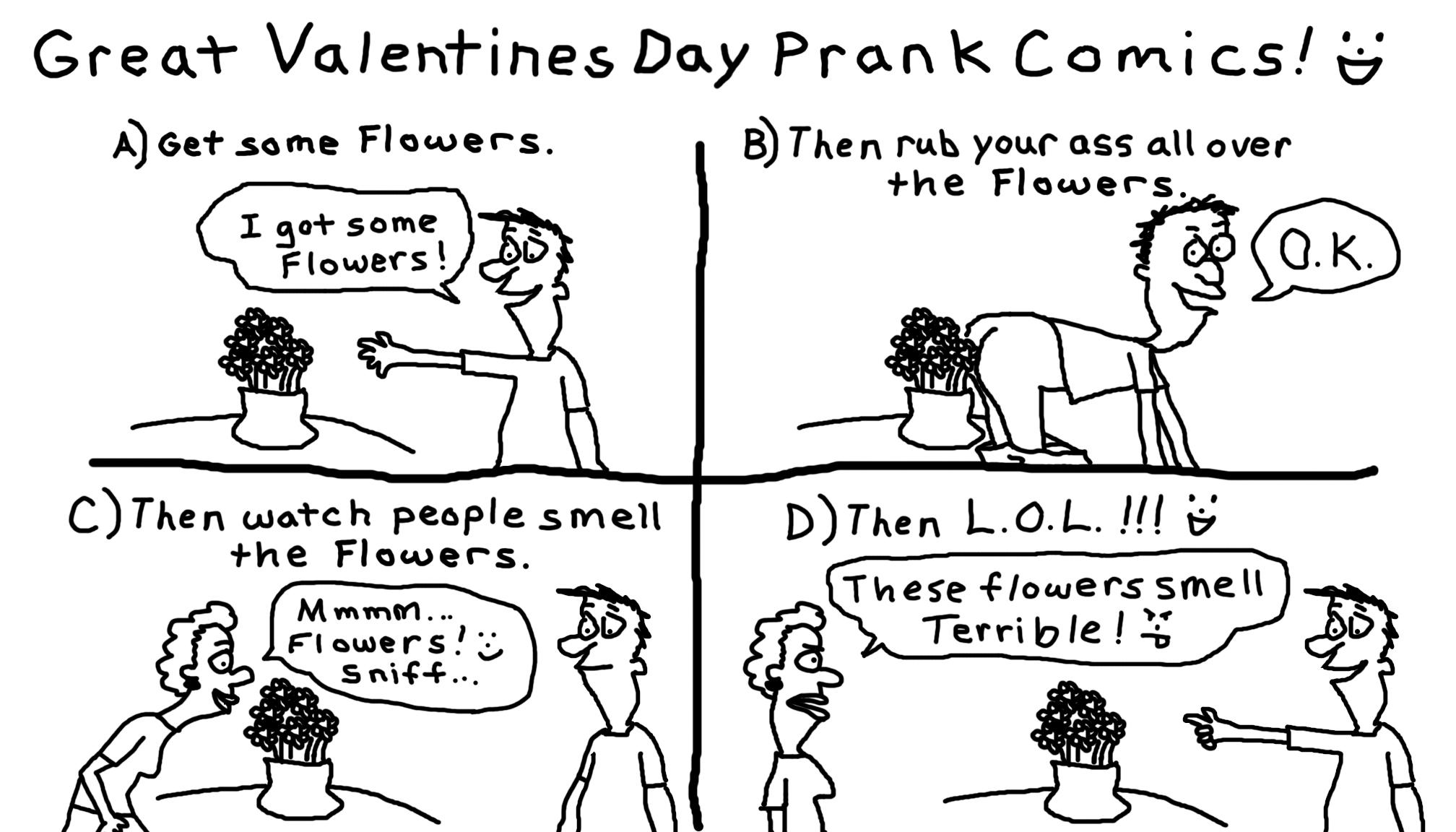 Valentines Day Prank