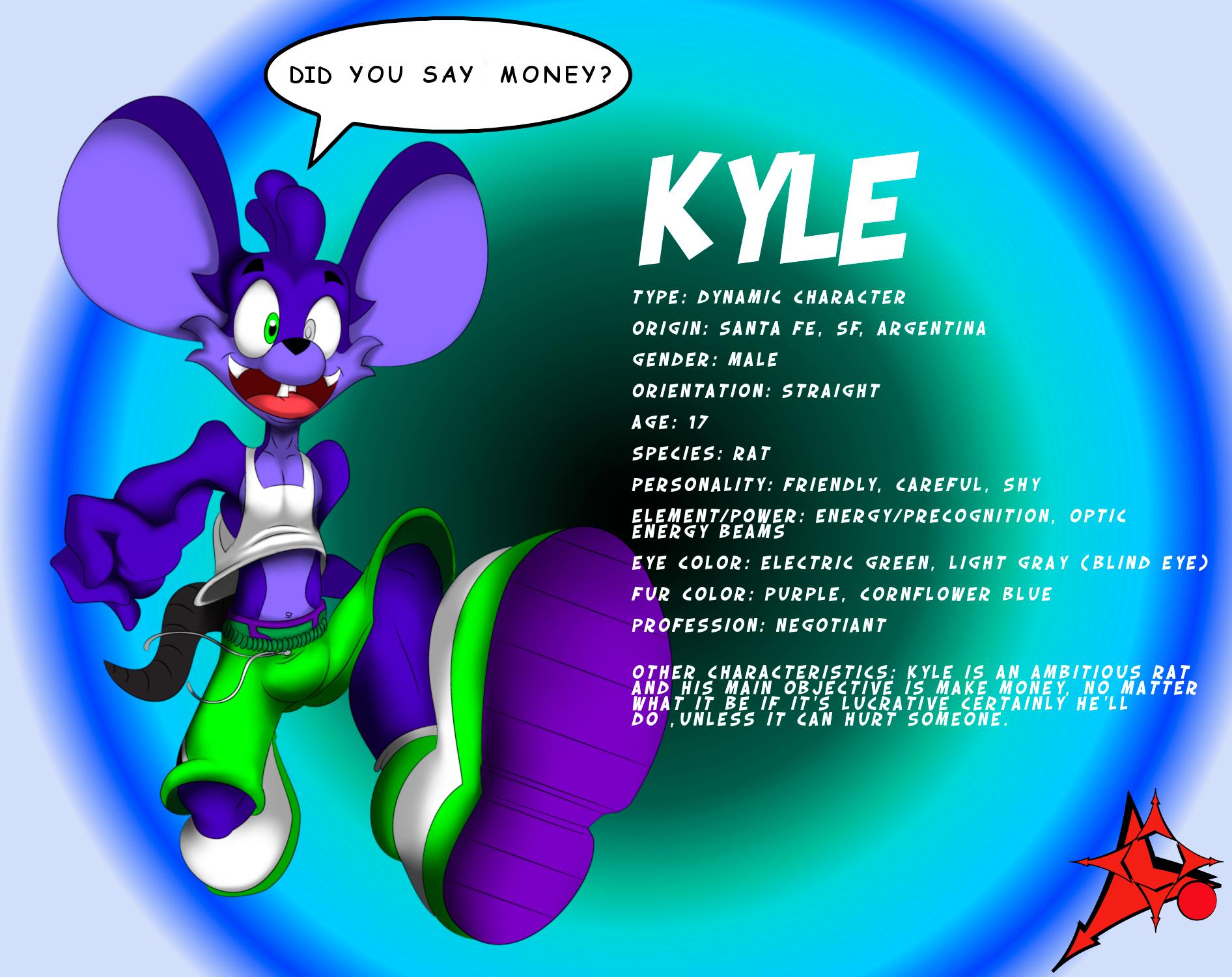 Kyle Rat