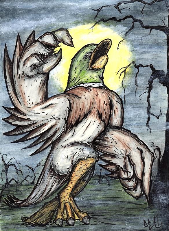 Howling Duck