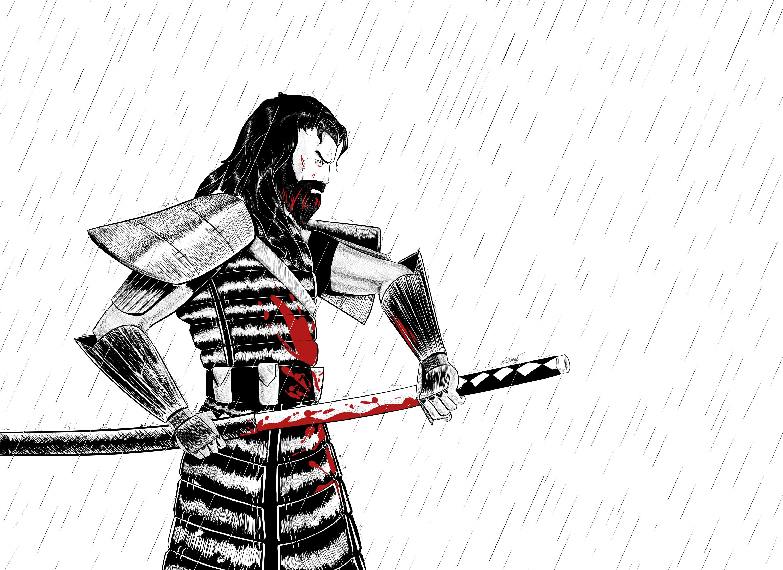 The Time-Lost Samurai
