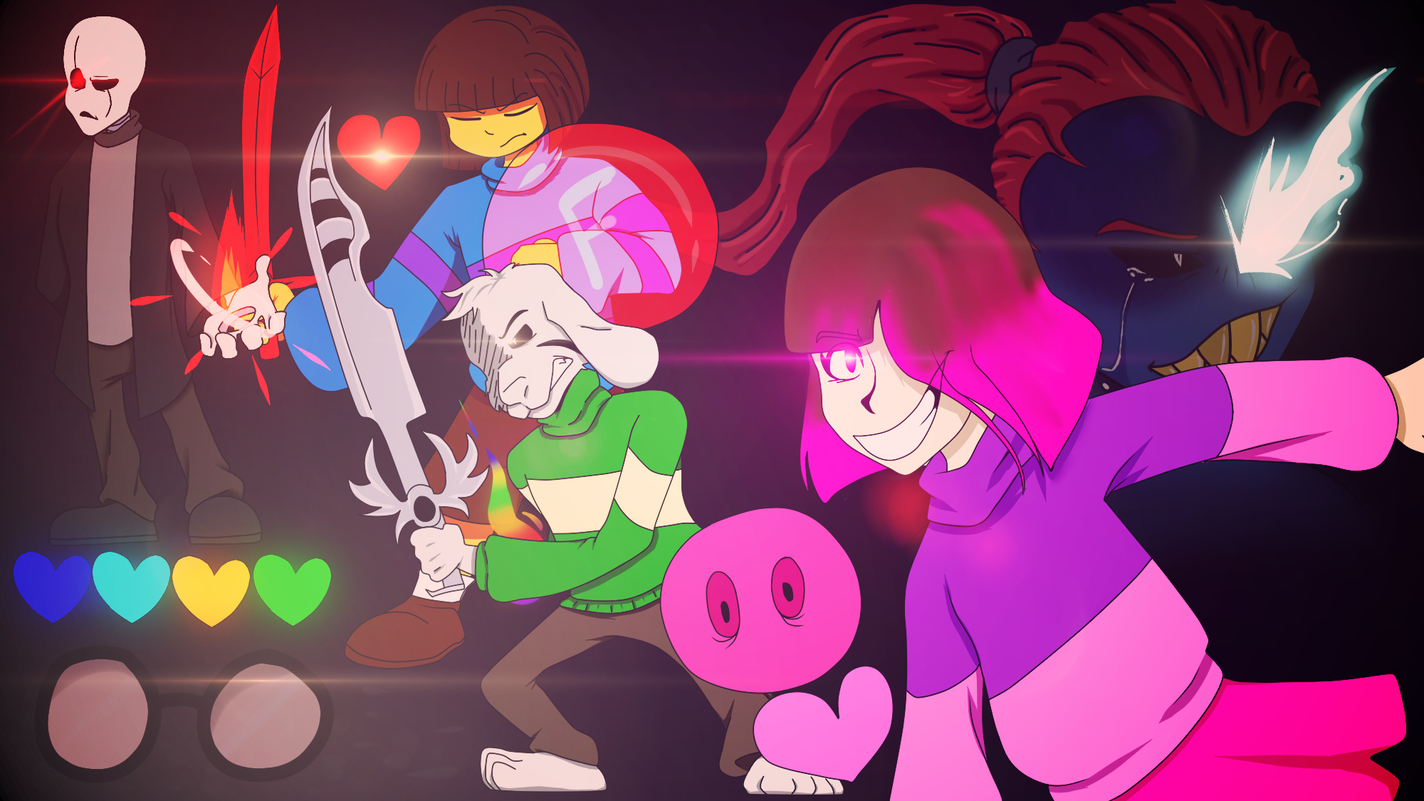Glitchtale - DO or DIE