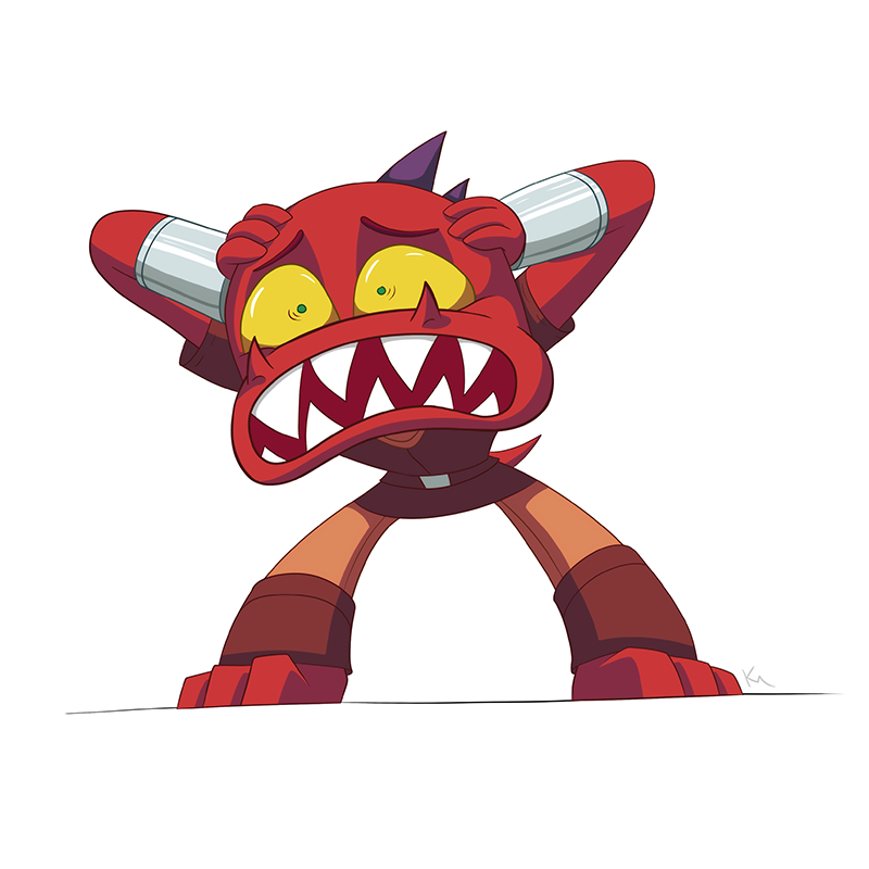 Shocked Dragon Thief