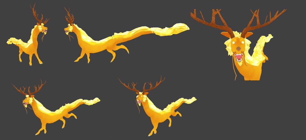 Ismenios - 3D MODEL