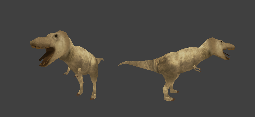 T-Rex - 3D MODEL